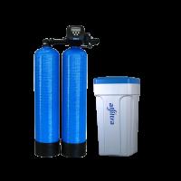 Duplex Wasserenthärtungsanlage mit neuem CLACK Steuerventil