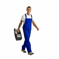 Montageservice Industrie-Umkehrosmose-Anlagen