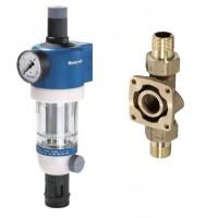 HONEYWELL Primus FK Wasserfilter 1'' mit Druckminderer